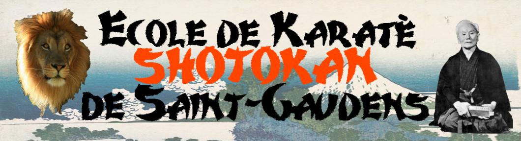 Ecole de Karaté Shotokan de Saint-Gaudens